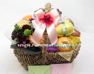 과일꽃바구니 20호