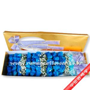 파랑장미박스 3호